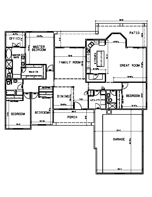 House plans arizona 28 images house plans arizona for Custom home floor plans az